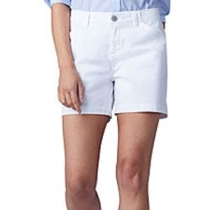 🆕JCP White Denim Chino Casual Jean Shorts
